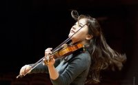 [INTERVIEW] Violinist Lim Ji-young says music is her destiny