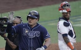Rays' offense stuck in neutral again as Astros force Game 6