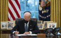 Biden overturns Trump ban on transgender US troops