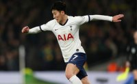 Mourinho seeks striker solution as Son ensures Tottenham edge Norwich