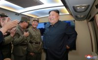 US says it is aware of report of North Korea's missile launch