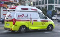 Coronavirus patient indicted for spitting at 'wild ambulance driver'