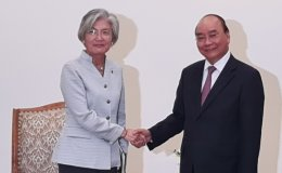 FM's Vietnam visit consolidates Korea's status as top economic partner