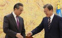 Wang Yi's visit shows rising strategic importance of Korea for Beijing