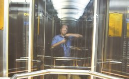 How I learned to stop worrying and love North Korean elevators