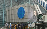 POSCO succeeds in mass producing SOx scrubber steel