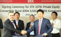 STX, KA Group chief form strategic partnership