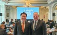 POSCO chief joins worldsteel executive committee