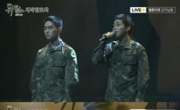 Military musical brings together K-pop artists in uniform