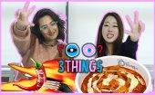 [3 THINGS SERIES] 3 best foods KOREANS eat to COOL DOWN spicy food