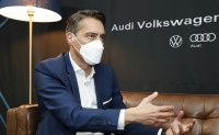 'The future is electric, and Audi Volkswagen Korea is prepared'