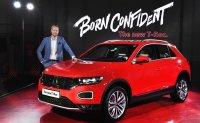Volkswagen T-Roc appeals Golf fans in Korea