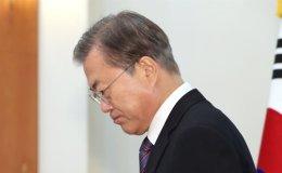Moon firm on GSOMIA termination despite 'maximum' US pressure to back down