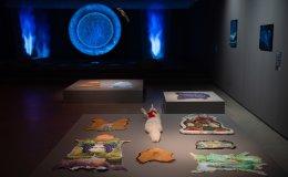 Shamanism, fortune telling meet art