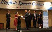 N. Korean refugees share experiences at TNKR speech contest