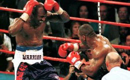 Holyfield calls out Tyson to get back in the ring