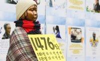 Criticism grows in academia over Harvard professor's paper on comfort women
