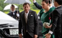 Philippines' Duterte says presidency not a job for a woman