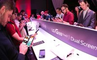 Can LG find breakthrough in smartphone biz?