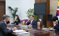 Irish PM says he learns from Korea over coronavirus response