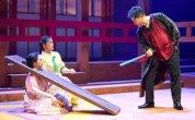 Korean traditional tale 'Chunhyangjeon' told as comic opera