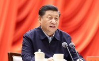 China's Xi pens letter to Starbucks tycoon to promote trade