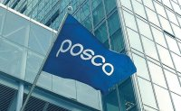 POSCO named world's top steelmaker for 10 straight years