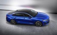 Kia reveals new K5 sedan exterior