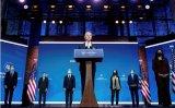 Biden vows to 'restore America's global leadership'