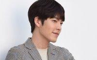 Actor Kim Woo-bin seen healthy