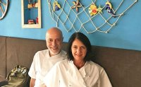 Chef spreads Italians' comfort food in Korea