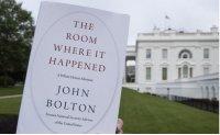 Cheong Wa Dae says much of Bolton's memoir on Korea 'distorted'