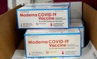 Severe reaction to Moderna vaccine 'rare': study