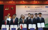 SK Innovation joins Vietnam's 'carbon-free' project