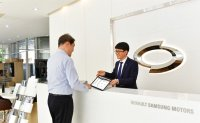 Renault Samsung offers 'superb' after-sales service to customers