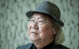 'Dansaekhwa' artist Ha Chong-hyun holds exhibition in New York