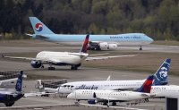 April domestic air travelers fall to lowest level since 1997