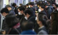 Korea reports 93 new virus cases, total now at 8,413