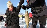 Hwacheon's ice fishing festival to kick off Jan. 11