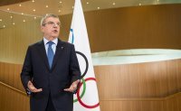 Olympics-IOC stands firm on Tokyo Games despite coronavirus concerns
