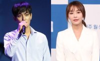 Confirmed: Kangta, Jung Yu-mi dating