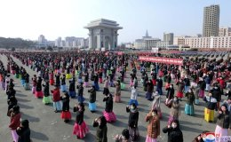 North Korean women get 240 days of childbirth leave: report