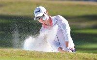 Ji, Henderson share lead on LPGA Tour