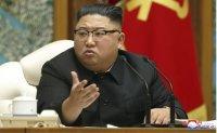 North Korea steps up virus control along inter-Korean border: state media