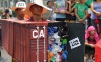 Activists demand Canada take back trash from Philippines