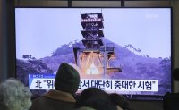 N. Korea conducts 'another crucial test'