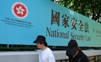 Hong Kong's first website takedown under national security law confirmed