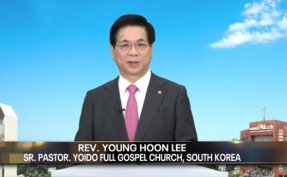 Yoido Full Gospel Church's pastor stresses Martin Luther King's nonviolence amid COVID-19