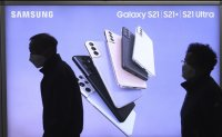 Samsung ranks 2nd in first-quarter smartphone revenue: report