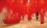 Chiharu Shiota explores uncertainty of life in Busan